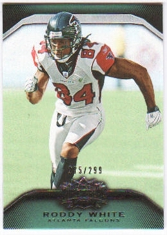 2010  Topps Triple Threads Emerald #85 Roddy White /299