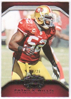 2010  Topps Triple Threads Ruby #68 Patrick Willis /25