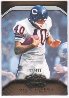 2010  Topps Triple Threads Sepia #98 Gale Sayers /499