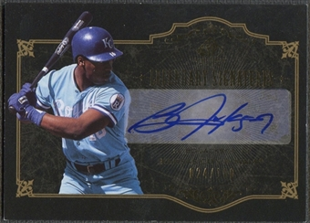 2007 SP Legendary Cuts #BJ1 Bo Jackson Legendary Signatures Auto #024/100