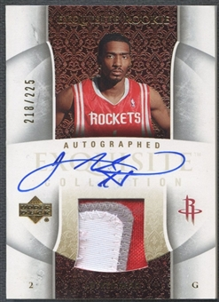 2005/06 Exquisite Collection #64 Luther Head Rookie Patch Auto #218/225