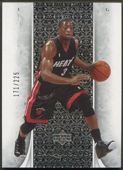 2005/06 Exquisite Collection #20 Dwyane Wade #171/225