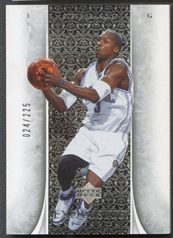 2005/06 Exquisite Collection #28 Steve Francis #024/225