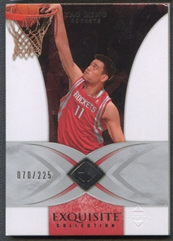 2006/07 Exquisite Collection #14 Yao Ming #070/225