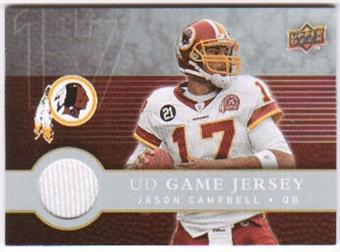 2008 Upper Deck First Edition Jerseys #FGJCA Jason Campbell