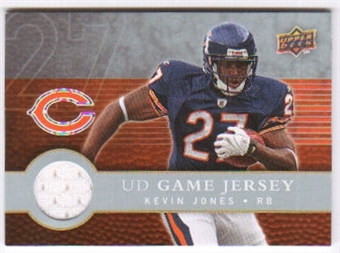 2008 Upper Deck First Edition Jerseys #FGJKJ Kevin Jones
