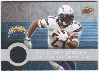 2008 Upper Deck First Edition Jerseys #FGJLT LaDainian Tomlinson