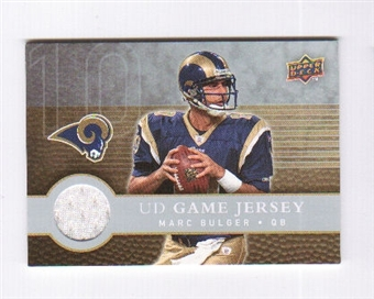 2008 Upper Deck First Edition Jerseys #FGJMB Marc Bulger