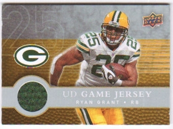 2008 Upper Deck First Edition Jerseys #FGJRG Ryan Grant