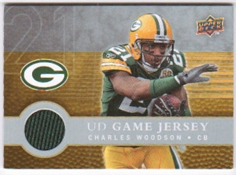 2008 Upper Deck First Edition Jerseys #FGJWO Charles Woodson