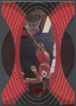 1997/98 Upper Deck #AL3 Michael Jordan AIRlines