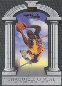 1997/98 SkyBox Premium #CA4 Shaquille O'Neal Competitive Advantage