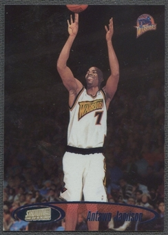 1998/99 Stadium Club #197 Antawn Jamison One Of A Kind #068/150