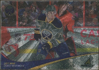 2011/12 Panini Pinnacle #343 Derek Whitmore