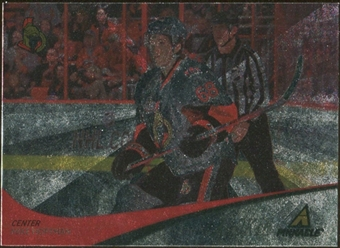 2011/12 Panini Pinnacle #357 Mike Hoffman