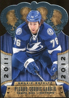 2011/12 Panini Crown Royale #203 Pierre-Cedric Labrie