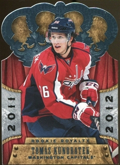 2011/12 Panini Crown Royale #205 Tomas Kundratek