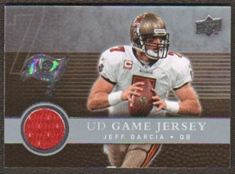 2008  Upper Deck Game Jerseys #UDGJJG Jeff Garcia