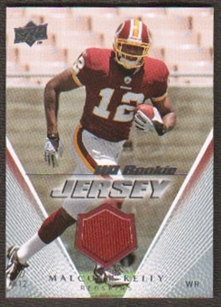 2008 Upper Deck Rookie Jerseys #UDRJMK Malcolm Kelly