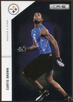 2011 Panini Rookies and Stars Longevity #177 Curtis Brown