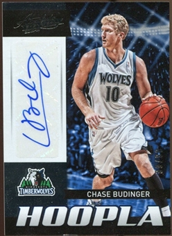 2012/13 Panini Absolute Hoopla Autographs #5 Chase Budinger 99/99