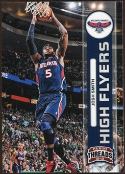 2012/13 Panini Threads High Flyers #7 Josh Smith