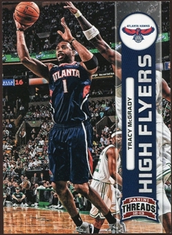 2012/13 Panini Threads High Flyers #22 Tracy McGrady