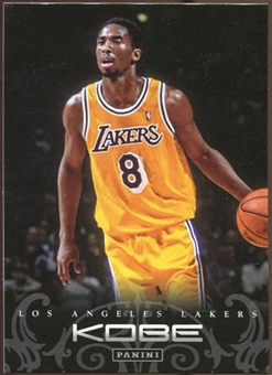 2012/13 Panini Kobe Anthology #17 Kobe Bryant