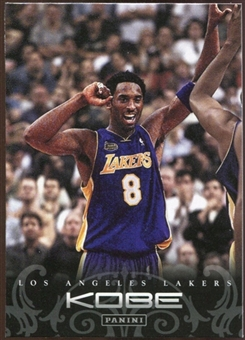 2012/13 Panini Kobe Anthology #50 Kobe Bryant