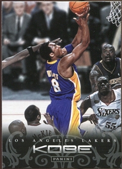 2012/13 Panini Kobe Anthology #52 Kobe Bryant