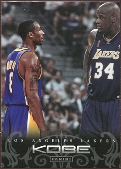 2012/13 Panini Kobe Anthology #93 Kobe Bryant
