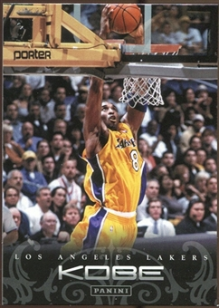 2012/13 Panini Kobe Anthology #99 Kobe Bryant