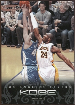 2012/13 Panini Kobe Anthology #161 Kobe Bryant