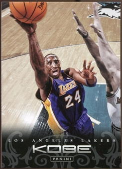 2012/13 Panini Kobe Anthology #193 Kobe Bryant