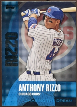 2013  Topps Chasing the Dream #CD6 Anthony Rizzo