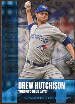 2013  Topps Chasing the Dream #CD13 Drew Hutchison