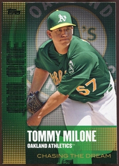 2013  Topps Chasing the Dream #CD20 Tommy Milone