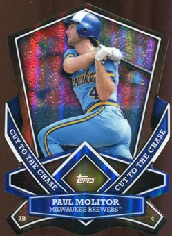 2013 Topps Cut to the Chase #CTC5 Paul Molitor