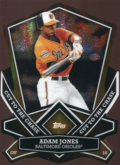 2013 Topps Cut to the Chase #CTC10 Adam Jones