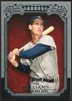 2013 Topps The Greats #TG5 Ted Williams