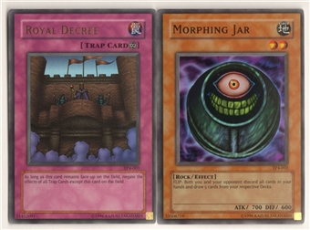Yu-Gi-Oh Tournament Pack 4 Complete 20 Card Set