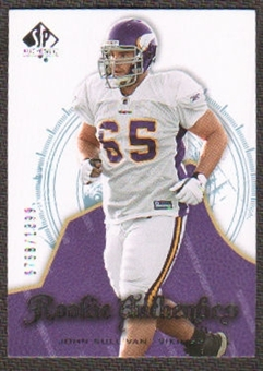 2008 Upper Deck SP Authentic #122 John Sullivan /1399