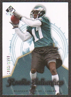 2008 Upper Deck SP Authentic #138 Quintin Demps /1399