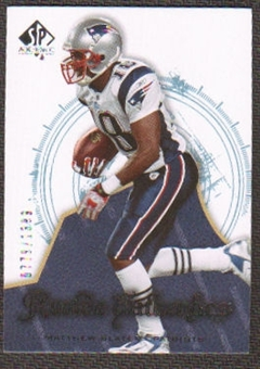 2008 Upper Deck SP Authentic #152 Matt Slater /1399