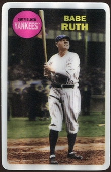 2012 Topps Archives 3-D #BR Babe Ruth