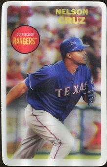 2012 Topps Archives 3-D #NC Nelson Cruz