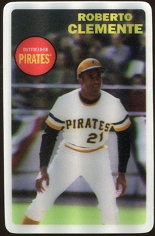 2012 Topps Archives 3-D #RCL Roberto Clemente