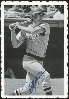 2012 Topps Archives Deckle Edge #11 Carl Yastrzemski