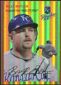 2012 Topps Archives Gold Foil #38 Billy Butler