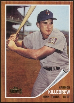 2012 Topps Archives Reprints #70 Harmon Killebrew